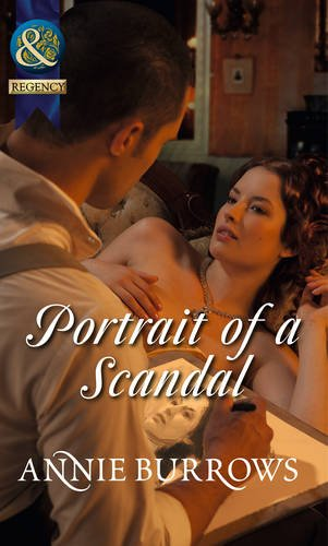 book cover of Portrait of a Scandal