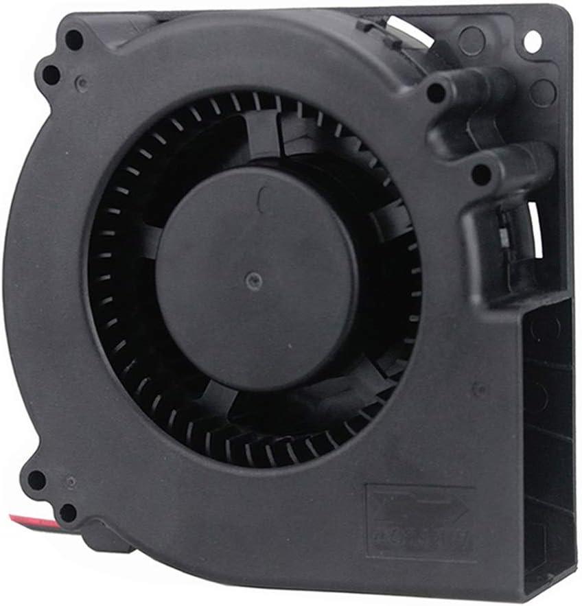 GDSTIME 120x120x32mm 120mm 12V Dual Ball Bearings DC Brushless Cooling Blower Fan for Receiver DVR Xbox Modem AV Cabinet Cooling