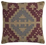 Rizzy Home PILT11576MU002020 Southwestern Decorative Pillow, Multicolor