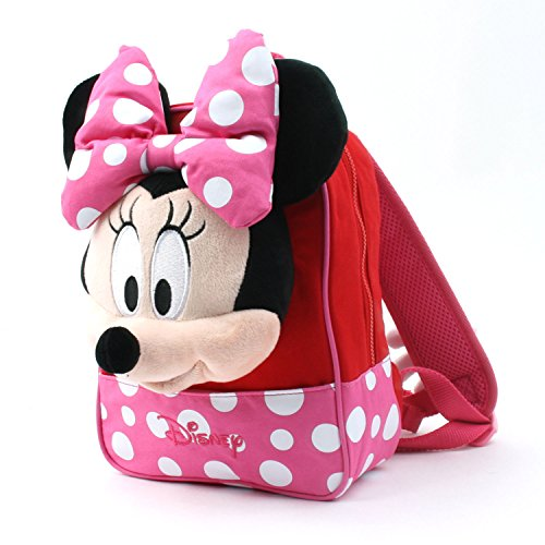cbeb28731d4 WINGHOUSE x Disney Minnie Mouse Backpack with safety Hardness for Toddler  Kids Girls