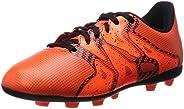 adidas X 15.4 FxG Junior/Kids Flexible Ground Soccer Cleats