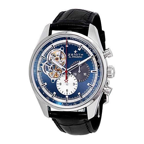- Zenith El Primero Chronomaster 1969 Chronograph Automatic Mens Watch 03.2040.4061/52.C700
