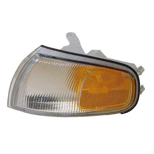 1995-1996 Toyota Camry Corner Park Light Turn Signal Marker Lamp Left Driver Side (95 ()