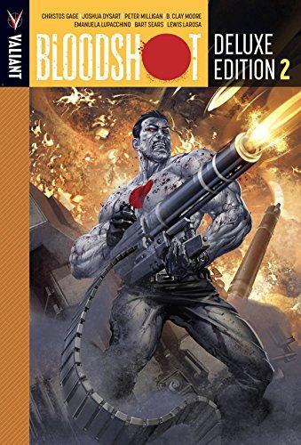Bloodshot Deluxe Edition Book 2 (Bloodshot DLX Ed Hc)