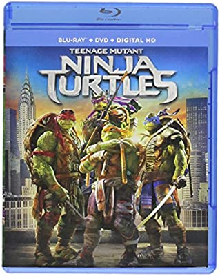 Teenage Mutant Ninja Turtles 2014 2 Blu-Ray Edizione: Stati ...