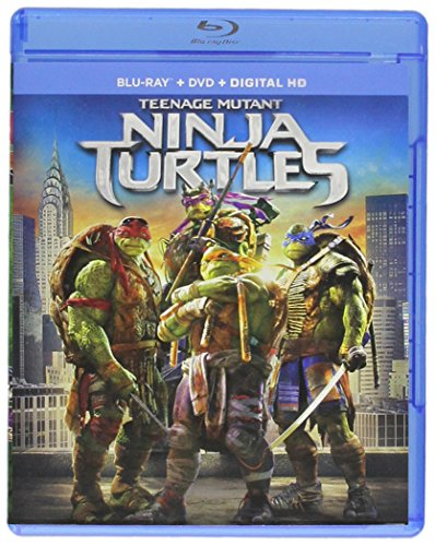 - Teenage Mutant Ninja Turtles (2014) [Blu-ray]