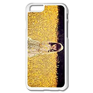 Alice7 Cute Child Flower Field Case For Iphone 6