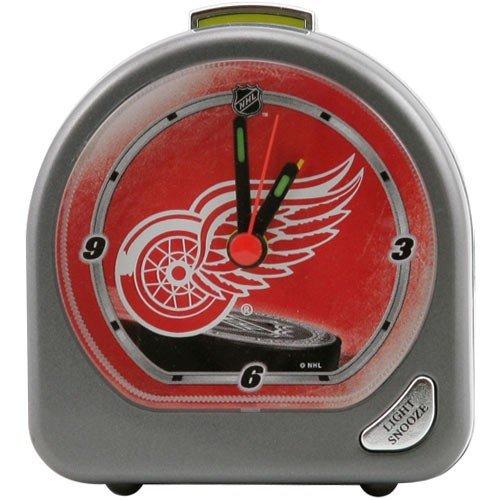 NHL Detroit Red Wings 0816361 Alarm Clock