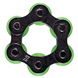FidgetWorks Rollie Pollie Round Chain Fidget Toy - Green