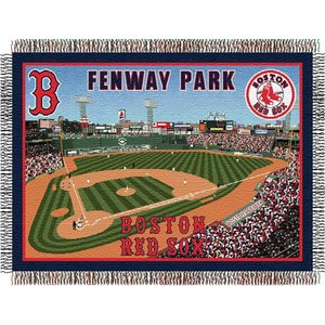 Northwest Boston Red Sox Fenway Pack Tapestry - Fenway Park-80733 One Size ()
