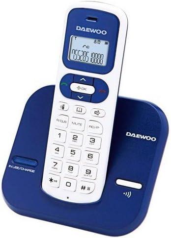 Daewoo DAE31DTD1600A - Teléfono Fijo: Amazon.es: Electrónica