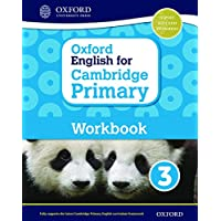Oxford English for Cambridge Primary Workbook 3 (Op Primary Supplementary Courses)