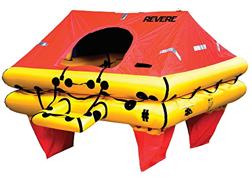Revere Offshore Elite 6P Container (No Cradle)