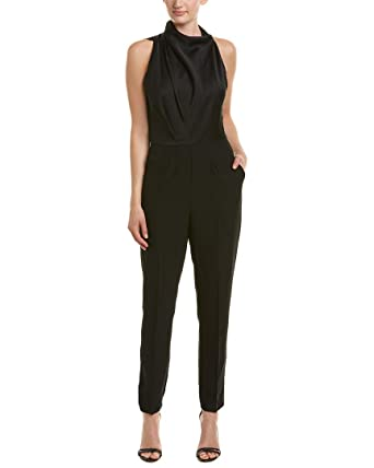 3d15e45628c Image Unavailable. Image not available for. Color  Reiss Womens Kita Lace  Jumpsuit