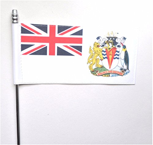 British Antarctic Territory Ultimate Table Desk Flag