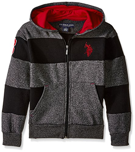 us-polo-assn-big-boys-cut-and-sewn-fleece-hooded-jacket-engine-red-14-16