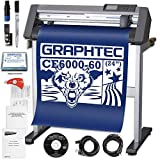 Graphtec PLUS CE6000-60 24 Inch Professional Vinyl Cutter with Bonus $2100 in Software and 2 Year Warranty