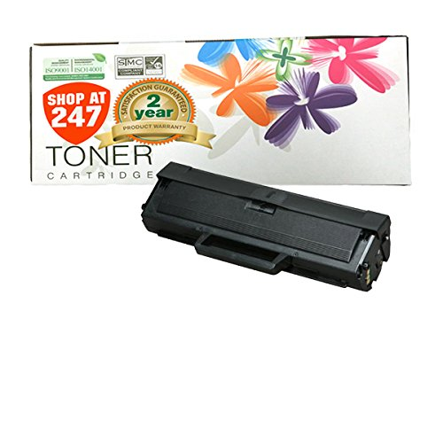 Shop At 247 ® Compatible Toner Cartridge Replacement for Samsung MLT-D104S ML-1655 ML-1865W (Black)
