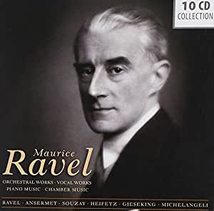 Maurice Ravel - Portrait