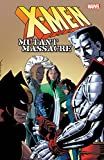 img - for X-Men: Mutant Massacre Omnibus book / textbook / text book