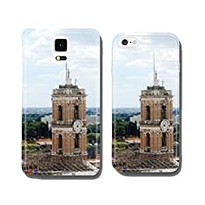 View from Vittorio Emmanuele monument to the Rome city cell phone cover case iPhone6