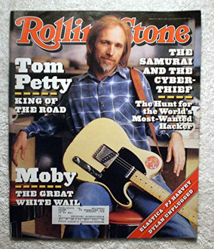 Tom Petty - The King of The Road - Rolling Stone Magazine - #707 - May 4, 1995 - The Samurai & The Cyber Thief: The Hunt for The World's Most Wanted Hacker, Moby articles