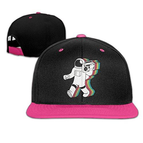 Unisex 80s Music Hits Retro Adjustable Baseball Hats Hip-Hop Caps One Size.