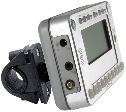 Gps Portable Radio Xm (ARKON SR032 Bicycle Mount for Satellite Radio)