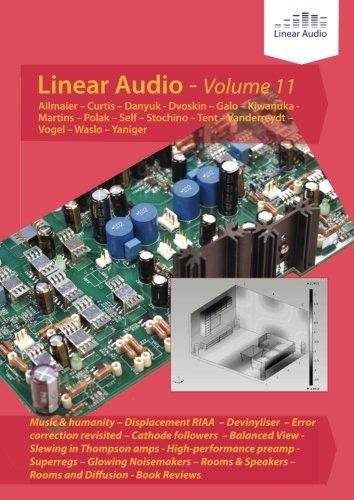 Linear Audio Vol 11: Vol 11 (Volume 11)