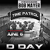 D-Day (Time Patrol) | Bob Mayer