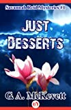 Just Desserts by G. A. McKevett front cover