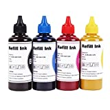 CoYlBod Compatible Dye Sublimation ink Replacement for Epson C88 C88+ WF7710 WF7720 WF7610 WF7510 WF7010 WF3610 WF3540 WF2760 WF2630 CX3800 ET-2650 Heat Press Transfer on Mugs, Polyester Shirts
