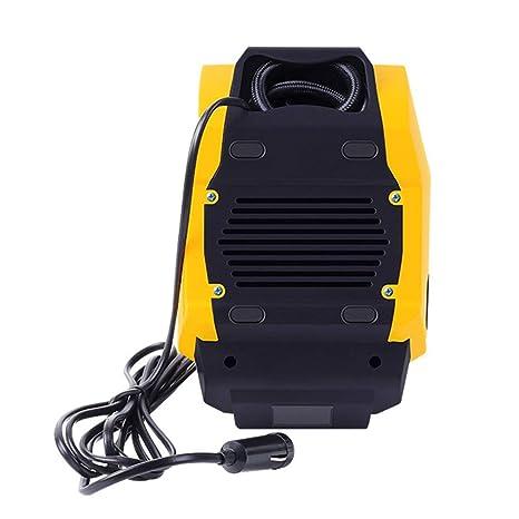 Togames-ES LED portátil de Alta Potencia de la Bomba 12V del neumático del Auto