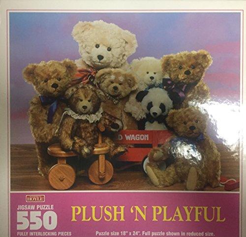 Hoyle 550 Piece Puzzle 18