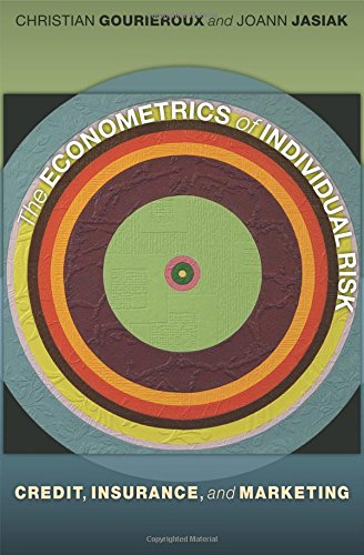 The Econometrics of Individual Risk: Credit, Insurance, and Marketing Pdf