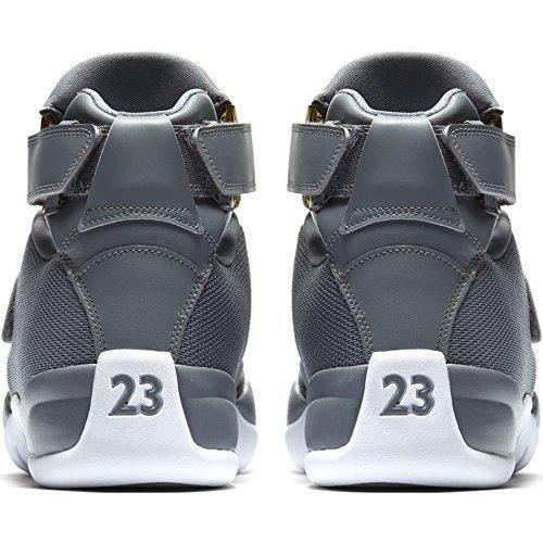 91102c56b24 Galleon - Nike Jordan Generation 23 Basketball Shoe, Cool Grey/Cool Grey-White,  13