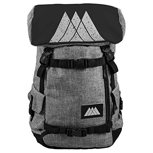 """Price comparison product image Destiny Warlock Logo - 25L Water and Snow Resistant Penryn 15"""" Laptop Backpack with RFID-Lined Pocket by Hangry Gamer Gear"""