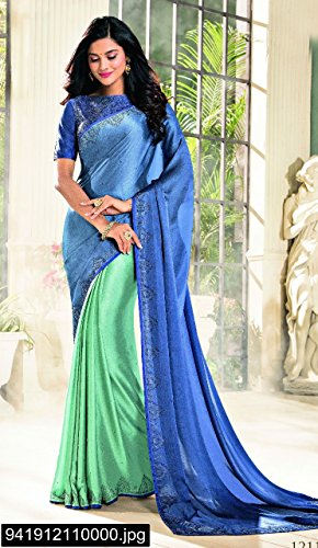 Petticoat New Swarovski 2751 Kameez ETHNIC Girl Ethnic EMPORIUM Blouse Women Salwar Indian Ladies cucita Saree Satin Work Dress alto Sari Designer Bollywood wO4FBq4