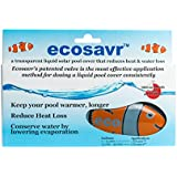 Ecosavr 99999 Solar Fish Liquid Pool Cover for Swimming Pools