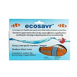 Ecosavr 99999 Solar Fish Liquid Pool Cover For Swimming Pools Fish Blanket
