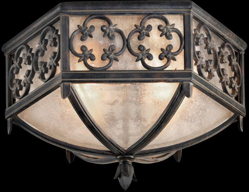Fine Art Lamps 324882, Costa del Sol Outdoor Ceiling Lighting, 120 Total Watts, -