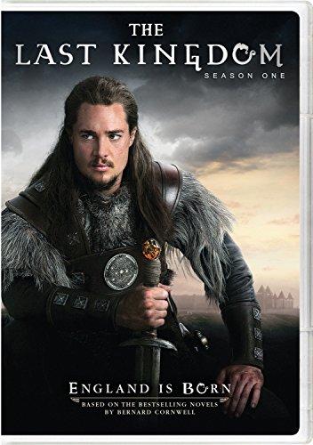 DVD : The Last Kingdom: Season One (3 Pack, 3 Disc)
