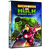 iron man & hulk - heroes united dvd Italian Import