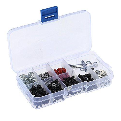 Goolsky Special Repair Tool & Screws Box Set for 1/10 HSP RC Car
