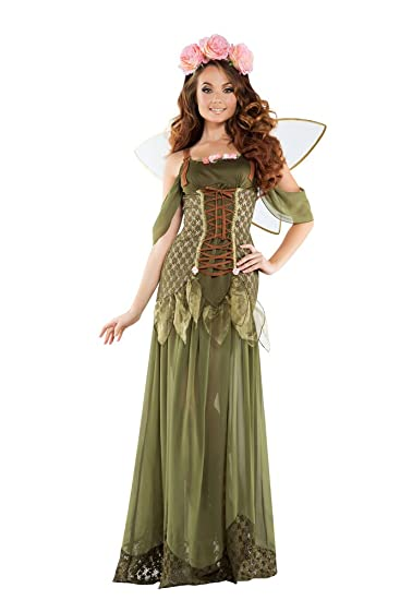 Starline Womenu0027s Rose Fairy Princess Costume  sc 1 st  Amazon.com & Amazon.com: Starline Rose Fairy Princess Costume Fairy Princess ...