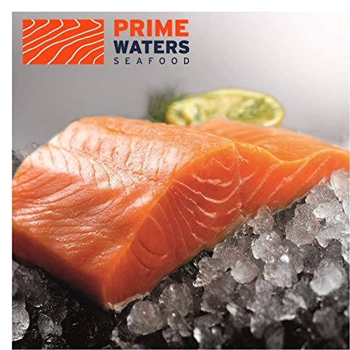 PrimeWaters Coho Salmon from Chile, 5 ounces, Frozen (14 ()