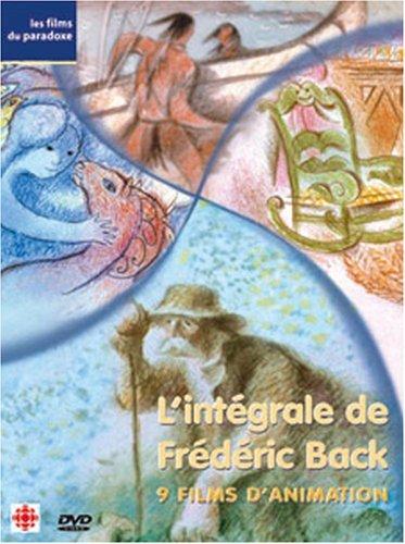 Frdric Back Collection (L'homme qui plantait des arbres / Le fleuve aux grandes eaux / Tout-rien / Crac / Abracadabra / Inon ou La Conqute du feu / La Cration...) ()
