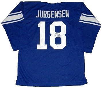 Autographed Sonny Jurgensen Jersey
