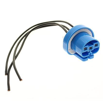 Pleasing Amazon Com Motoall Halogen Headlight Bulb Electrical Socket Wiring Wiring Digital Resources Bletukbiperorg