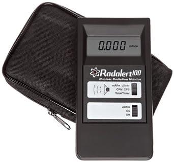 International Medcom Radalert 100 Digital Radiation Monitor